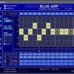 BlueARP - Arpeggiator