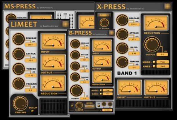 beatassist - Compression Studio