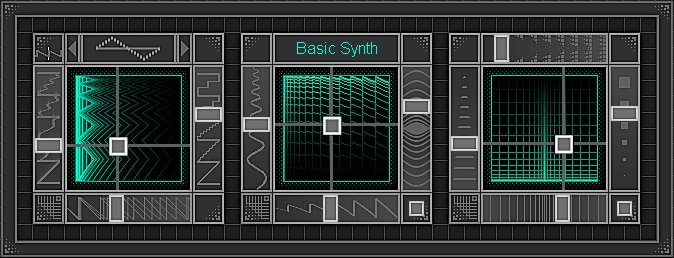 TED - Basic Synth