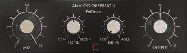 Analog Obsession - FetDrive