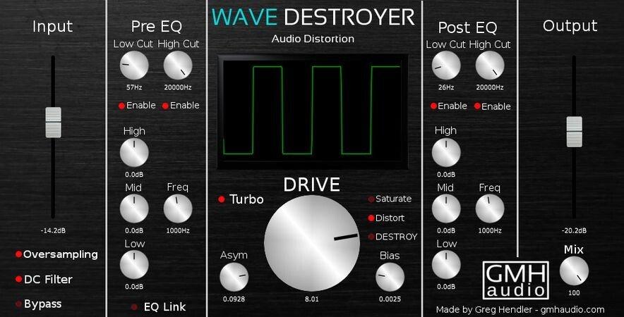 GMH Audio - Wave Destroyer