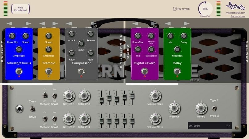 lostin70s - Modern Deluxe