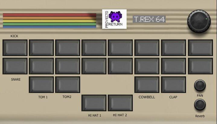 Max Project - T.Rex 64