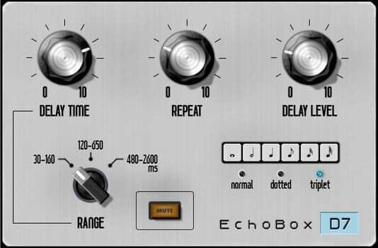 Sender Spike - Echobox D7