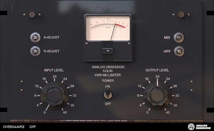 Analog Obsession - Kolin