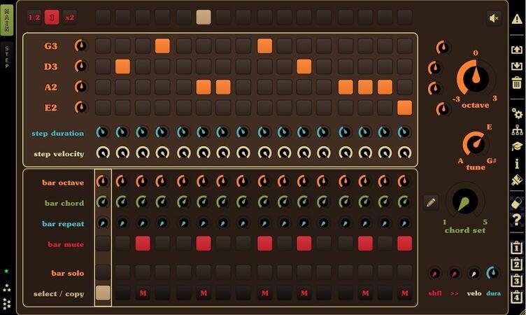 Monoplugs - B-Step Sequencer