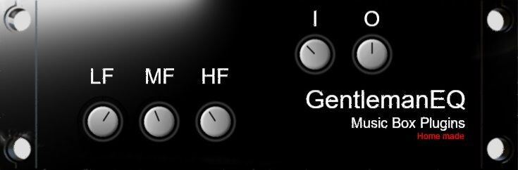 Music Box Plugins - Gentleman EQ