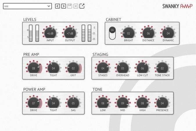 Resonant DSP - Swanky Amp