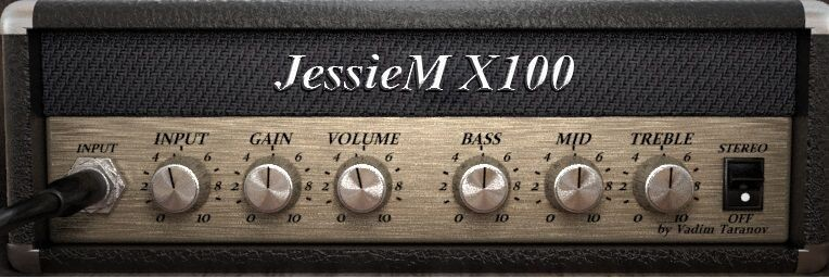 Vadim Taranov - JessieM X100