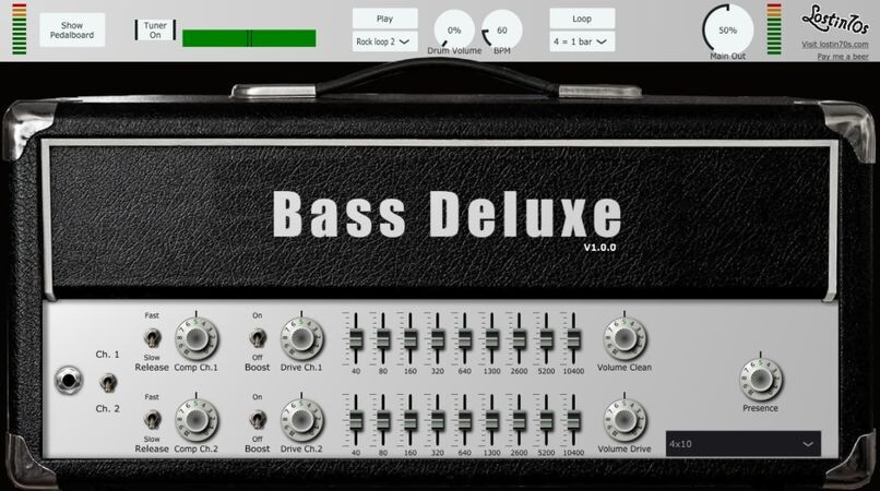 lostin70s - Bass Deluxe