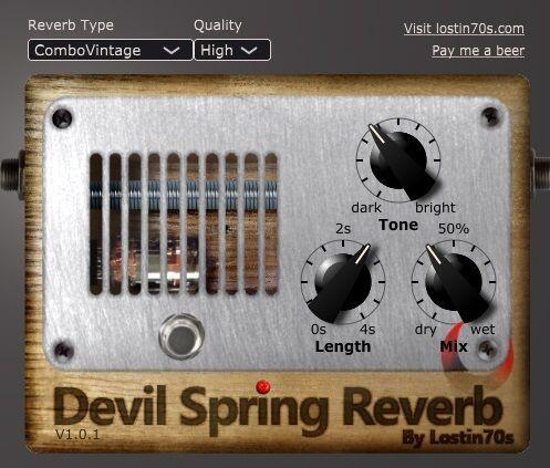 lostin70s - Devil Spring Reverb