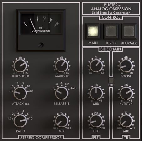 Analog Obsession - BUSTERse